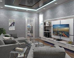 3D Interior collaction