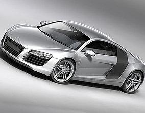 3D Audi R8 2009