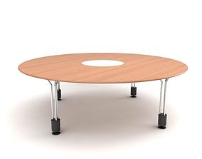 3D Modern Office Table