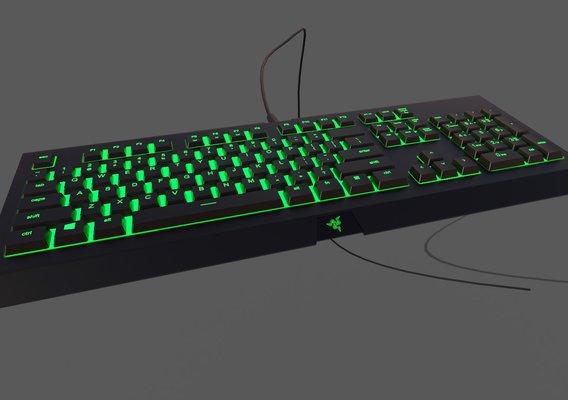 Razer Cynosa Chroma Keyboard
