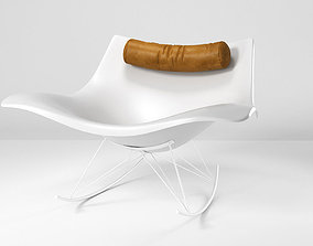 3D Stingray Chair by Thomas Pedersen