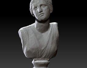 3D printable model greece Statue