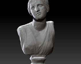 3D printable model greece Statue