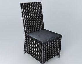 3D model Chair PORTO VECCHIO houses the world