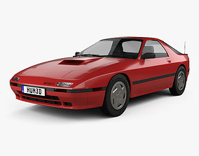 Mazda RX-7 coupe 1985 3D