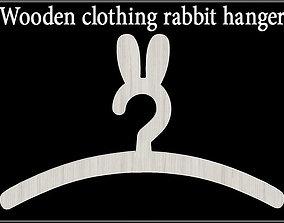 Rabbit Hanger 3D asset