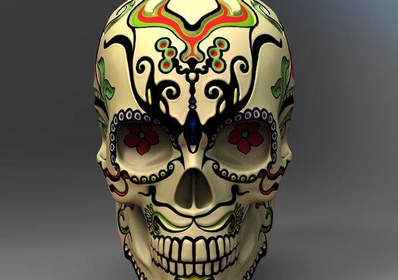 The Sugar Skull