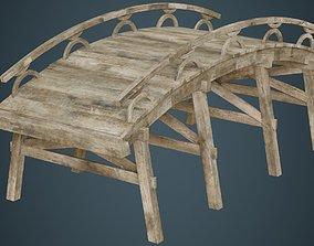 3D model Plank Bridge 1A