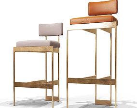 3D Alto bar chair