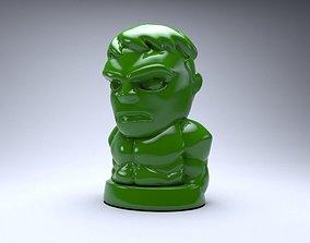 Hulk- 3D print model