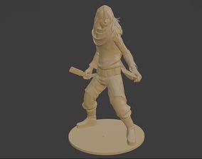 Shota Aizawa - Eraser Head 3D print model