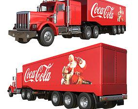 Tamiya King Hauler Truck Toy 3D model