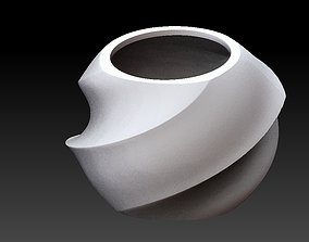 Extended pot 23 3D print model