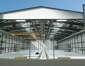 area 3D Hangar