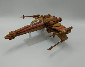 X-Wing Cookie Cutters 3D printable model