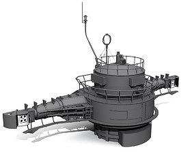 3D printable model Fire control 15-5 m Rangefinder 1-200