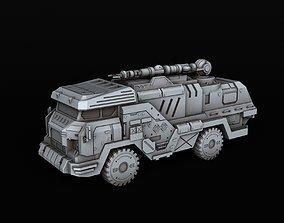 3D print model BATTLETECH C R E V Truck