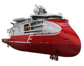 3D model Seven Viking