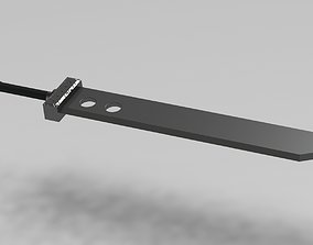 Clouds Buster Sword 3D