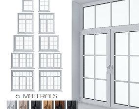3D model Window Set 3
