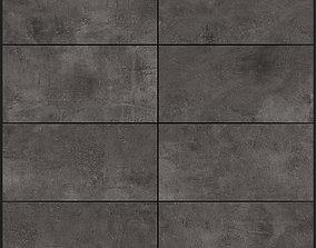 Yurtbay Seramik Ares Black 300x600 Set 1 3D