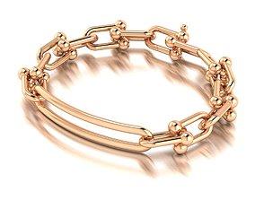 Link Bracelet 1 3D printable model