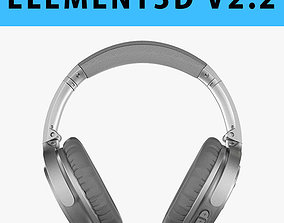 E3D - Bose QuietComfort 35 Wireless Headphones