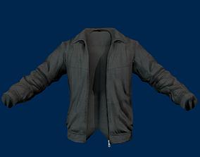 3D model realtime Jacket