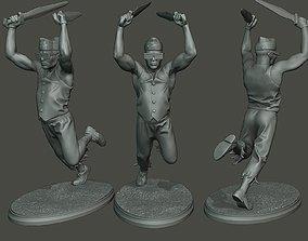 3D print model Dancing Coffin Meme C 009