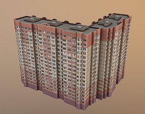 MSK Building 03 3D model