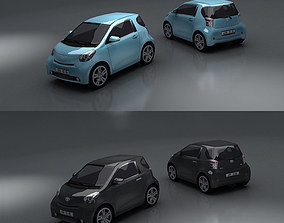 3D model Toyota IQ