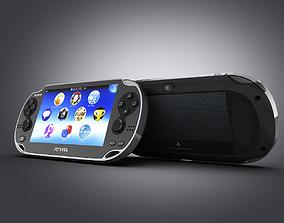 3D Sony PS Vita