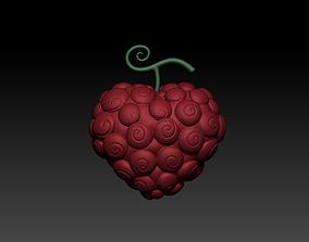 Ope Ope no Mi One Piece Devil Fruit 3D print model