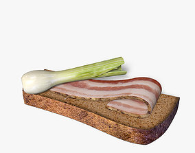 3D model realtime Sandwich