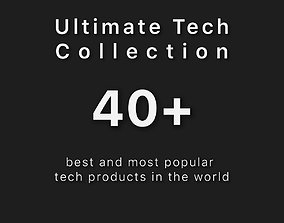 3D The Best Ultimate Tech Products Collection