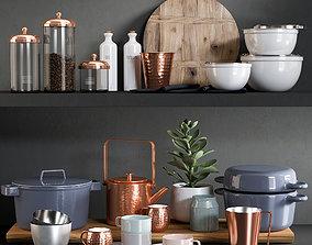 3D Kitchen Accessories 8