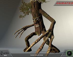 3D asset Fantasy character 02 -- Stump Forester