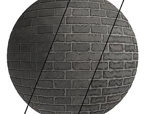 Materials 26- Brick Tiles Pbr-4k-Sbsar 3D model
