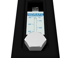 Hidrafil oil level indicator 3D model