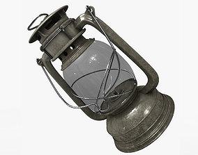 3D Models Oil Lantern