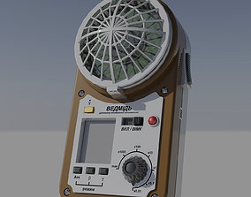 STALKER Bear Anomaly Artifact Detector 3D print model 1