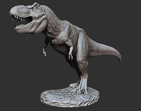 Jurassic park Jurassic World Tyrannosaurus Rex 3D print 1
