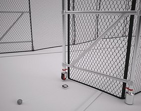 Hammer Cage 3D