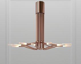 Habitat chandelier 3D model