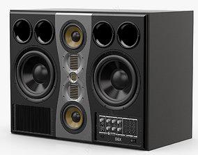 3D model Adam Audio S6X