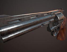 3D asset Colt Python