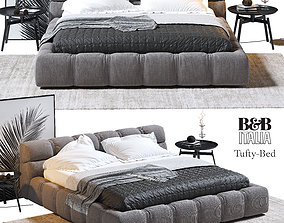 3D cushion Tufty Bed BB Italia