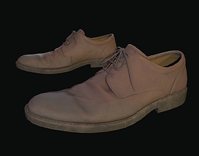 Male shoes 3D model