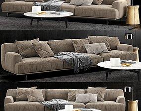 3D Poliform Tribeca Sofa 1