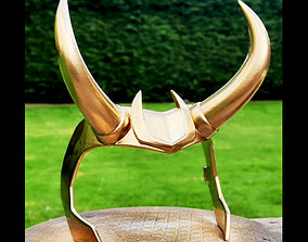 Loki Crown - TV series 2021 3D printable model